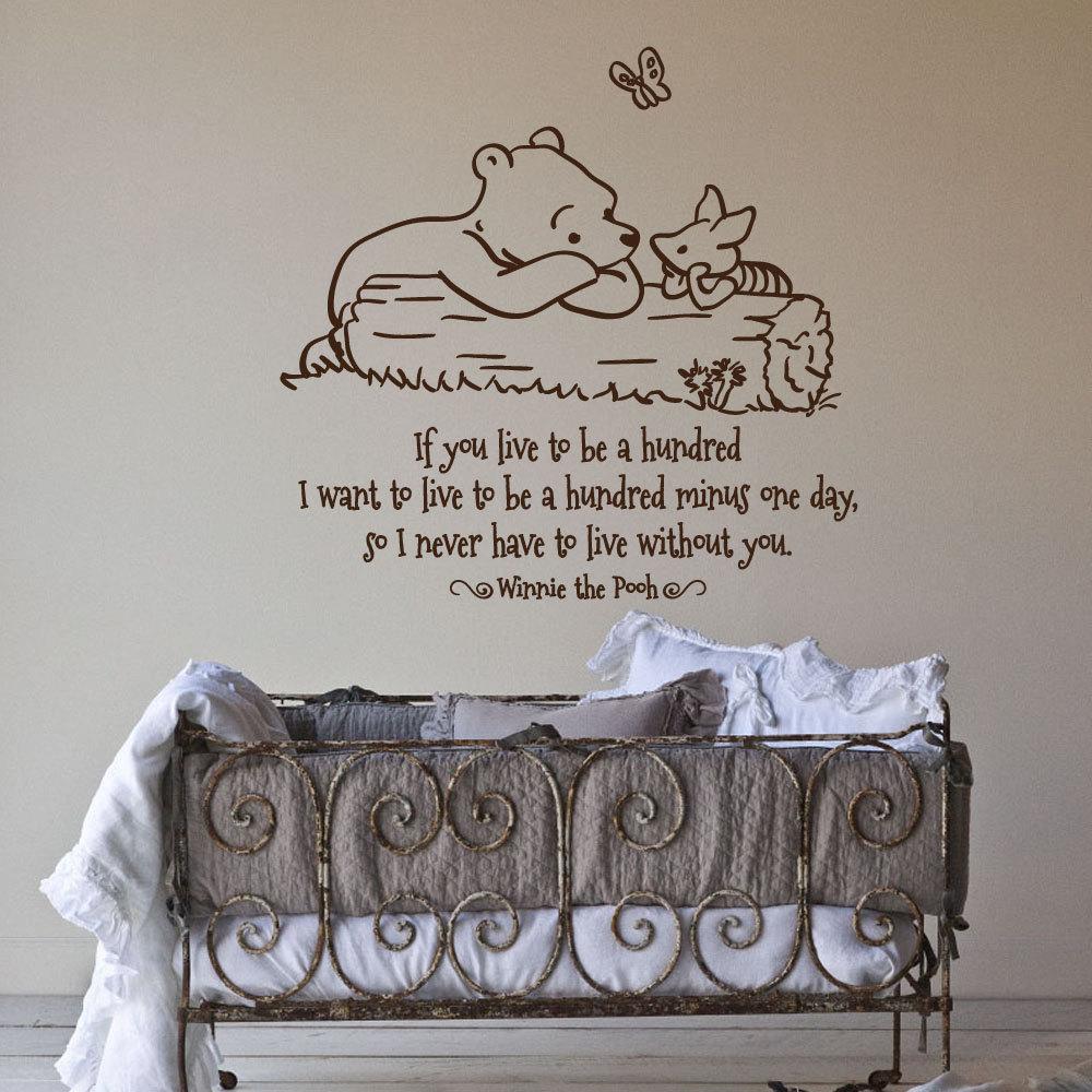 Winnie The Pooh Wall Decor For Nursery from cdn.quotesgram.com