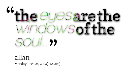 Eyes Quotes. QuotesGram