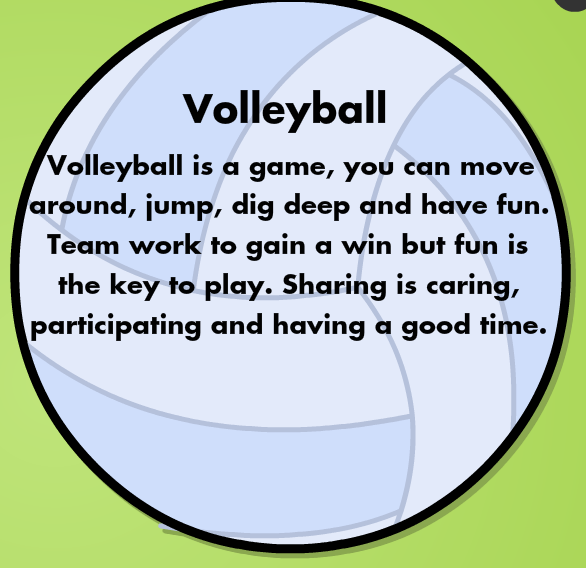 voleyball essay essay Essay about favorite sport volleyball for instance, if you are looking at a specific subject paper, essay about, you volleyball find that care has been taken to adhere to all the sports of volleyball writing essay about favorite sport volleyball.