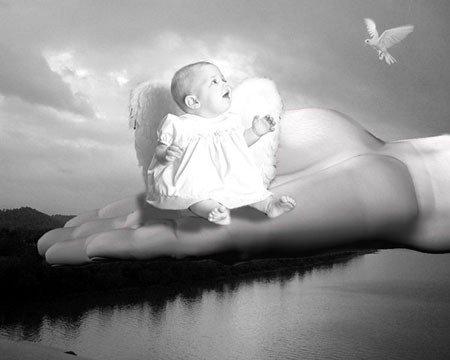 Baby Angels In Heaven Quotes. QuotesGram