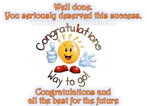 Funny Job Promotion Congratulations Quotes. QuotesGram