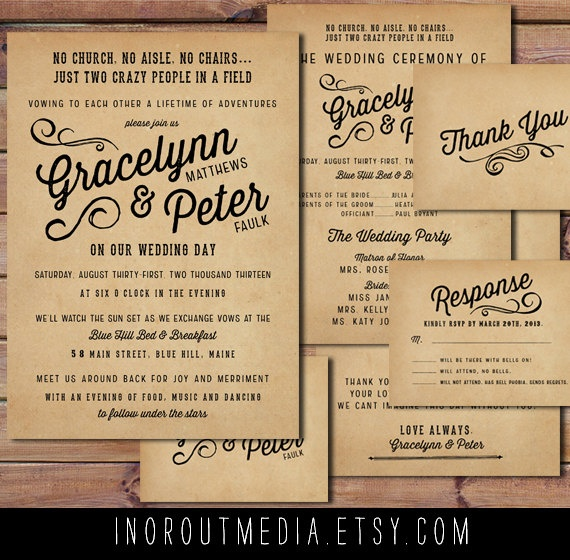 Outdoor Wedding Invitation Wording: Wedding Invitation Country Quotes And Sayings. QuotesGram