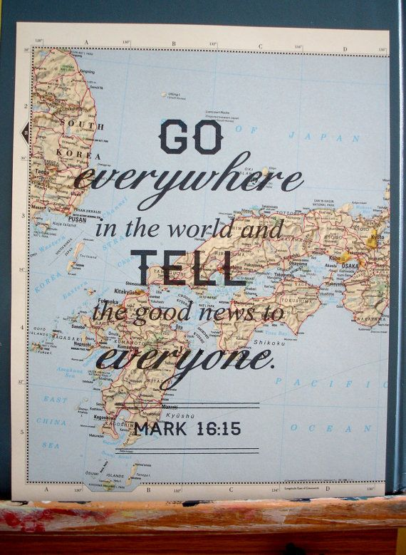 Service scripture for missionaries 10 Ways