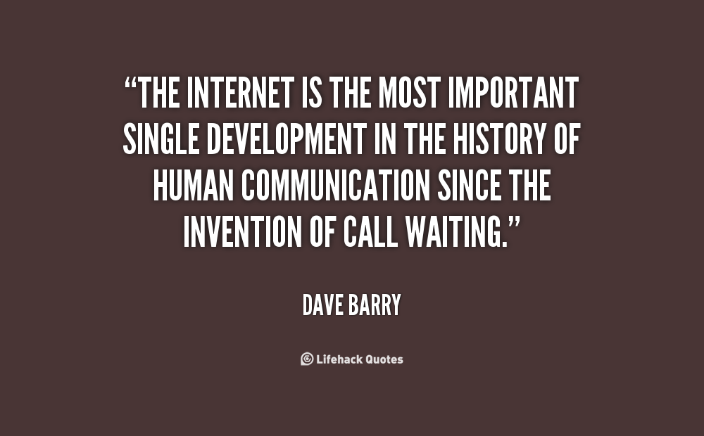 the role of darpa in the history of the internet History of the internet is an animated documentary explaining the inventions from time-sharing to filesharing, from arpanet to internet the clip was made.