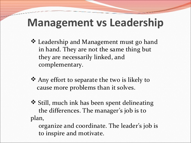 Leadership For Lean Manufacturing