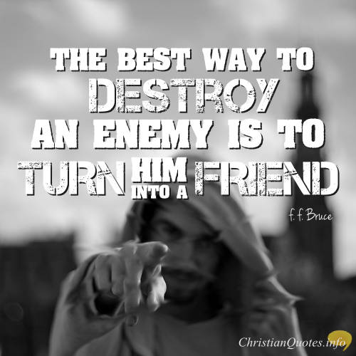 Image result for enemy turned friend