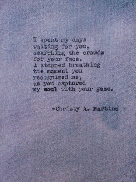 Soul Mate Poems And Quotes. QuotesGram