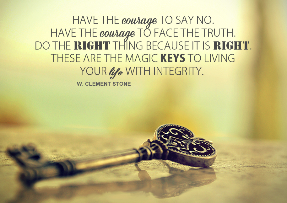 Life Lessons Part 2: Trust your Intuition & No Courage without ...