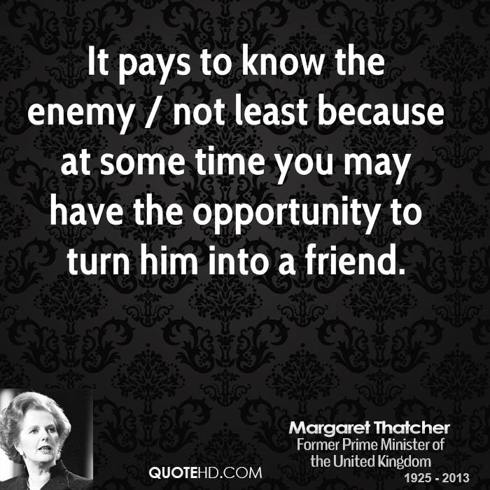 Quotes For Enemy Friends: Turn Friends Into Foes Quotes. QuotesGram