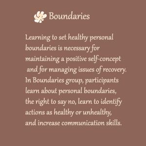 Setting Personal Boundaries Quotes Quotesgram