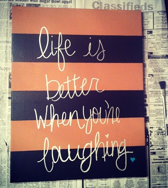 Funny quotes on canvas diy quotesgram for Inspirational quotes painted on canvas