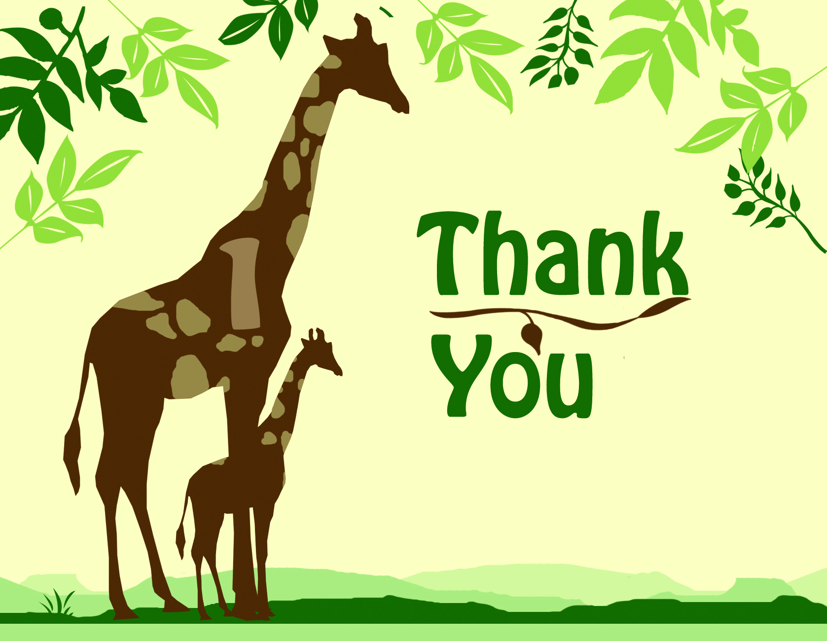 Animal Thank You Quotes. QuotesGram