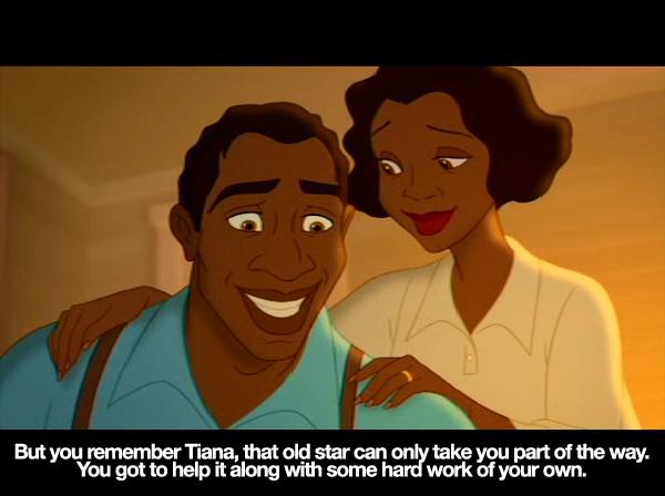 Tiana Princess And The...