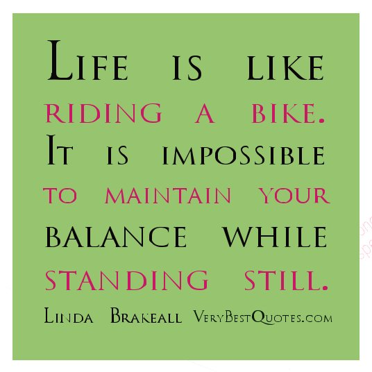 Quotes About Balancing Your Life. QuotesGram
