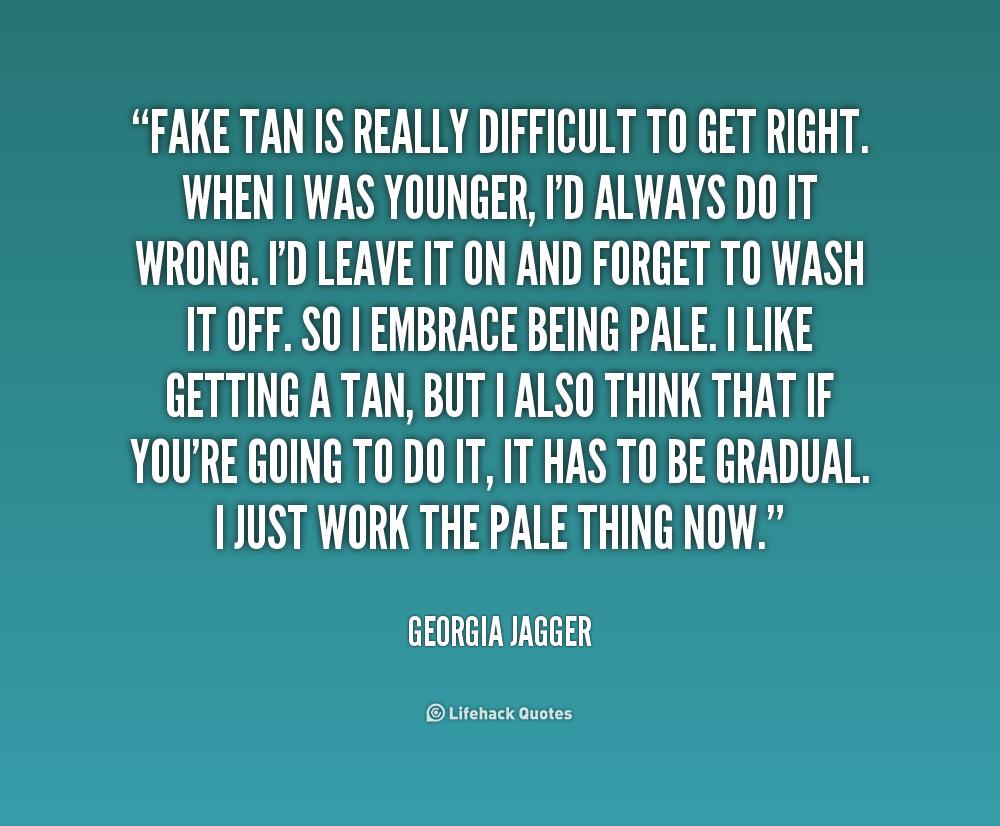 georgia jagger quotes