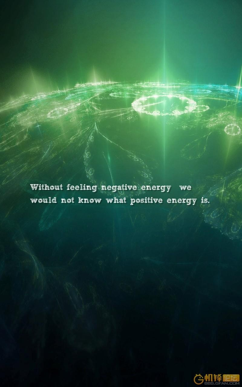 Positive Energy Quotes Thoughts Quotesgram