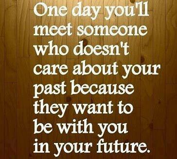 one day when you meet someone special