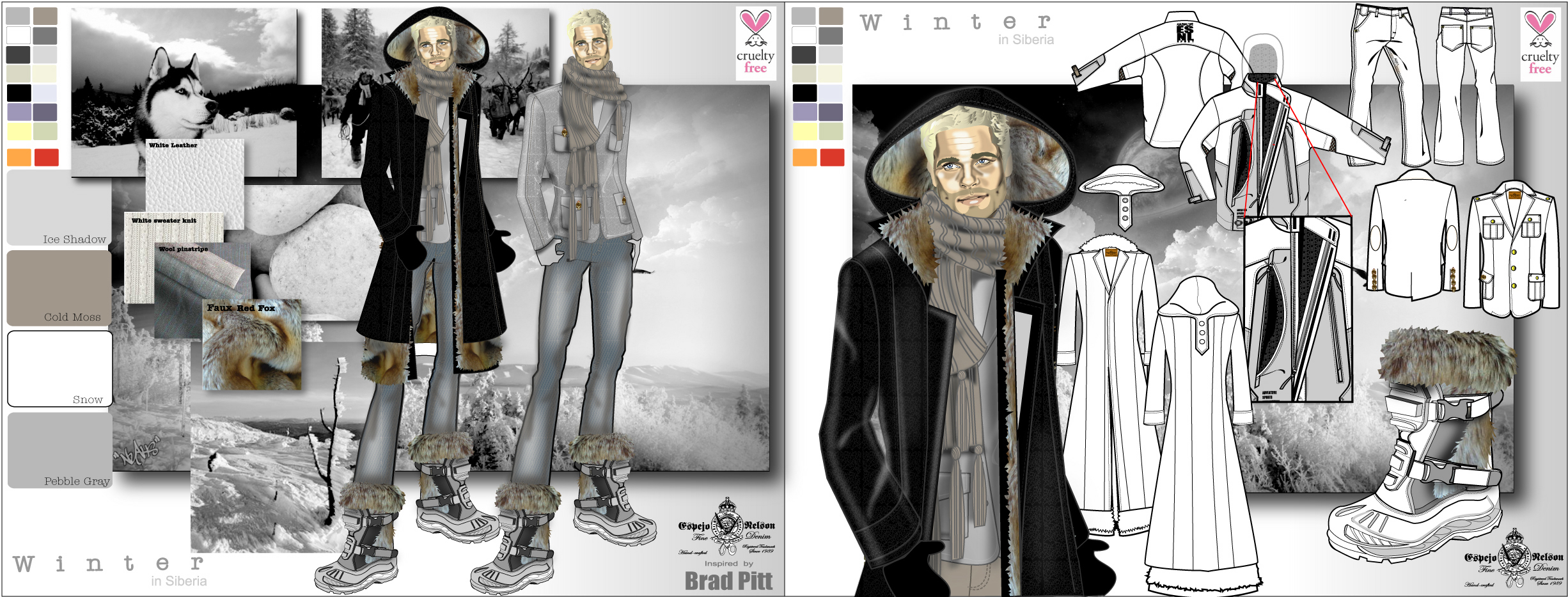 Fashion Brand Portfolio
