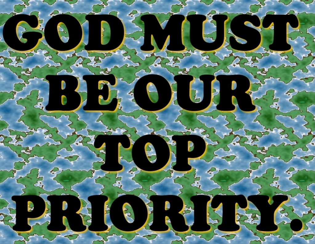 bible quotes on priorities quotesgram