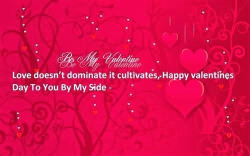 Family Quotes For Valentine Quotesgram
