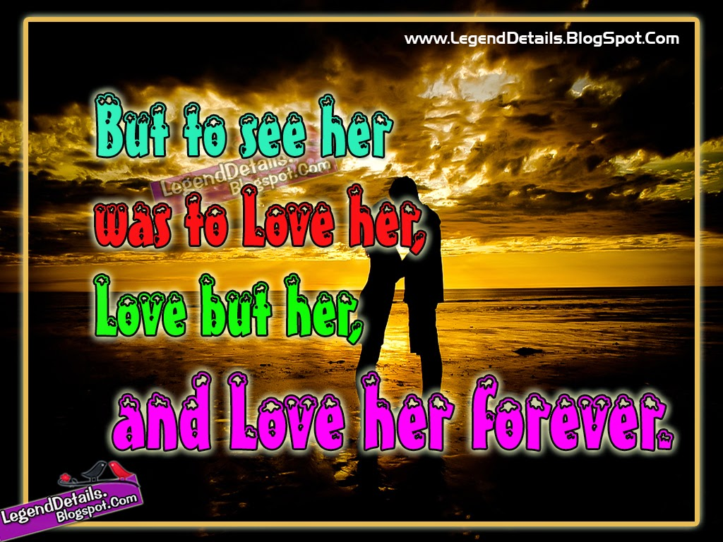 Quotes Against Love In English: English Love Quotes For Her. QuotesGram