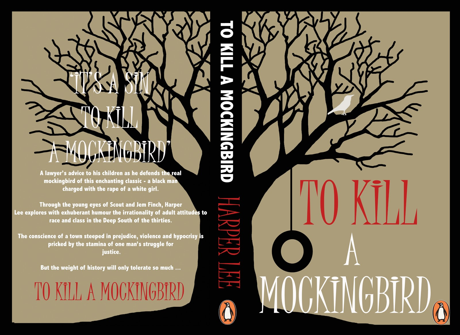 an analysis of prejudice against the black in to kill a mockingbird by harper lee The main themes of the book to kill a mockingbird by harper lee, including a black man, tom robinson refers to the prejudice of maycomb against.
