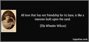 More Ella Wheeler Wilcox Quotes
