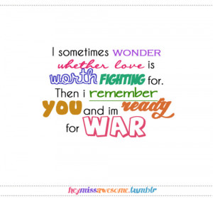 Friends Fighting Quotes About