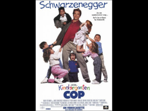 Kindergarten Cop (1990): the Kids Training