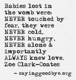 Sad Miscarriage Quotes