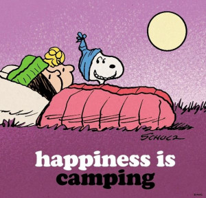 15 Quotes about Camping
