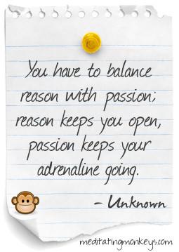 Zen Quotes On Balance