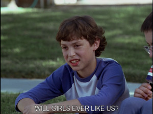 ... john francis daley they will at least i do omg don t worry little john