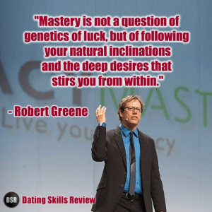 Robert Greene is a New York Times bestselling author writing about the ...