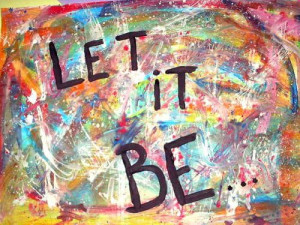 let it be # quote # let it be the beatles # the beatles # beatles ...