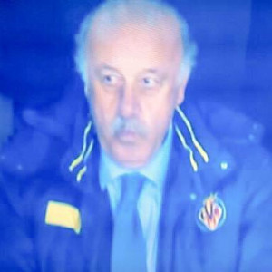 Vicente del Bosque es del Villarreal