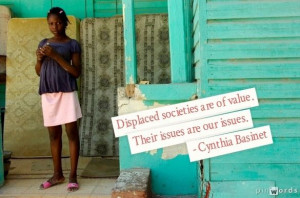 Quotes #Refugees #Haiti #Homes