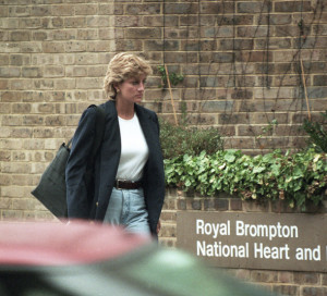 Princess Diana Was Madly