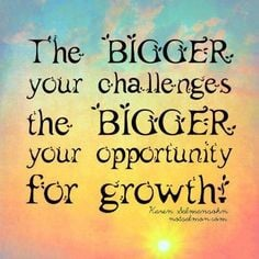 growth # quote challenges diari inspiration quotes wisdom the ...