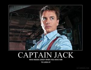 Captain Jack Harkness By DancingWMyKitty