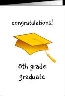 8th Grade Graduation Quotes 8th grade graduation