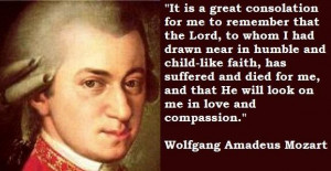 Wolfgang amadeus mozart famous quotes 4