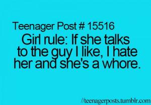 girl rule.