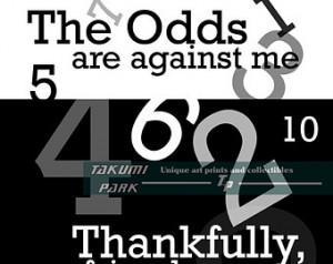Math Art, Funny Quote, Wall Art Print, Motivational Art, Inspirational ...