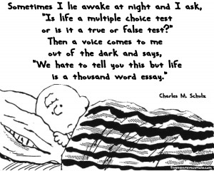 Charlie Brown Quote Facebook Banners For Covers Picture