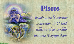 Pisces Wallpaper