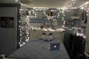 Tumblr Room Ideas with Lights