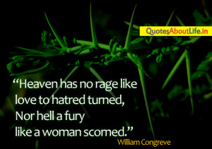 quotes about anger and hatred