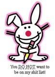 happy bunny screen savers
