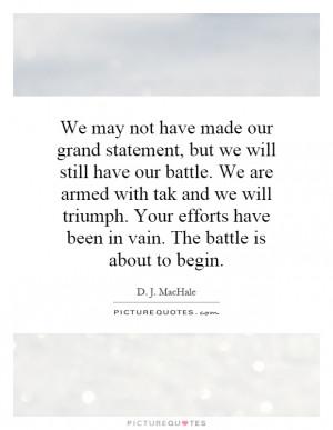 MacHale Quotes